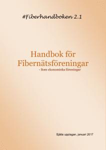 handbok för fiberföreningar