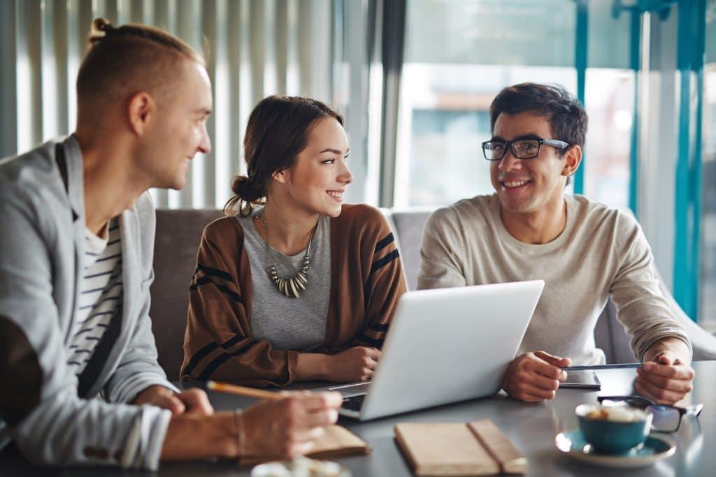 Kostnadsfri rådgivning för att starta och driva företag tillsammans