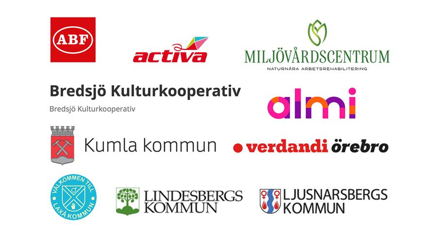 Medlemmar i Örebro län