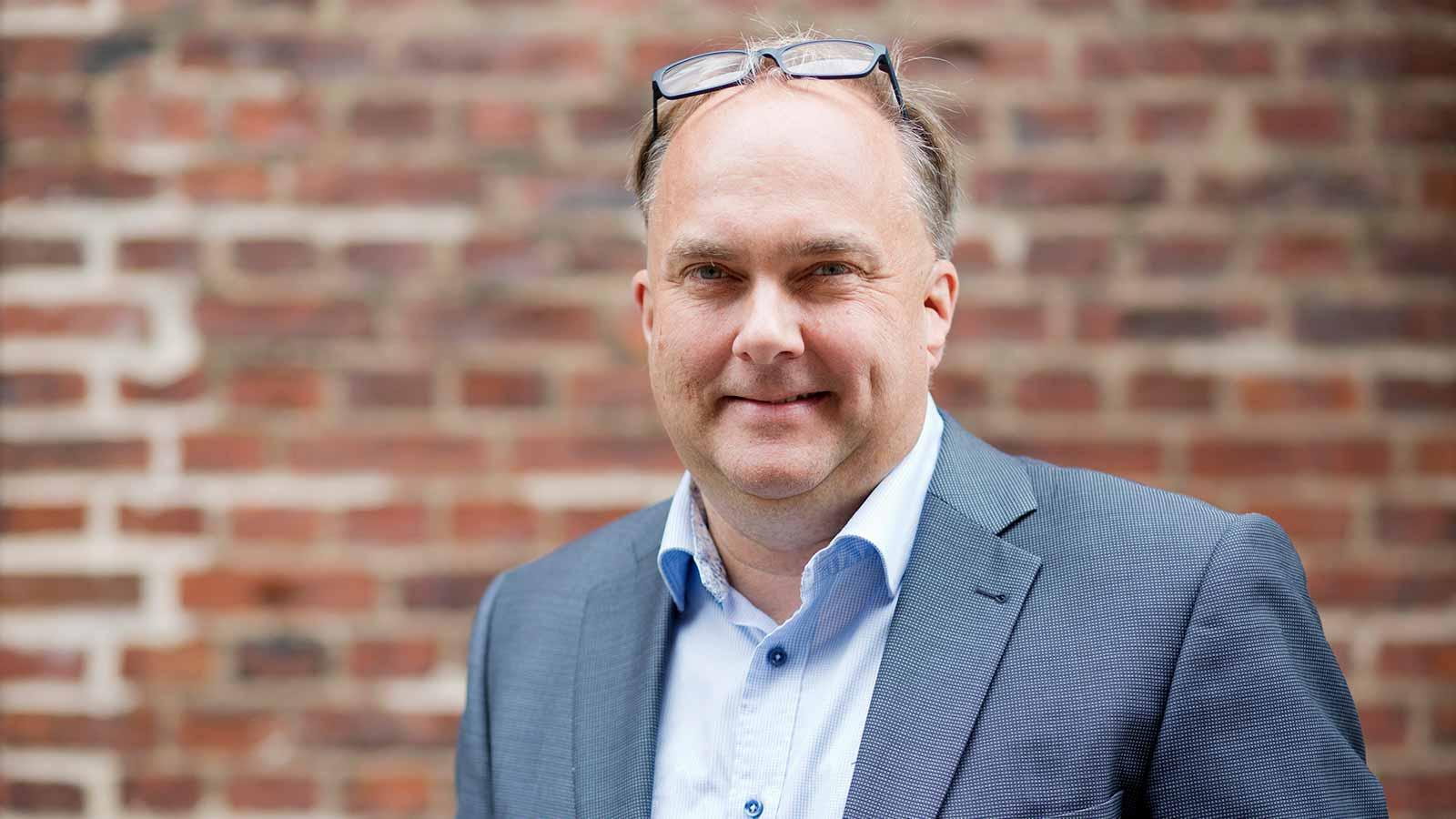 Jan Svensson från Mikrofonden gästar Sociala företagspodden