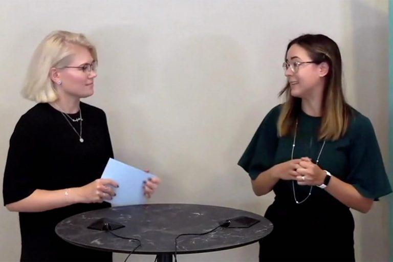 Se hela videosändningen från Social Business Day 2020