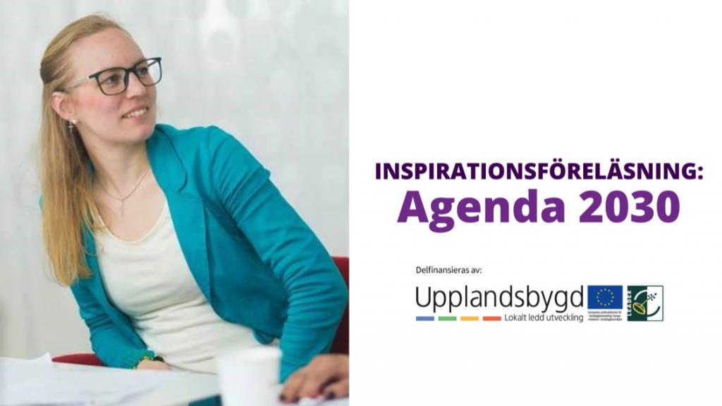 Lär dig mer om Agenda 2030 Spännande föreläsningar i vår