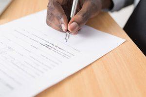 Avtal - hur, när och varför