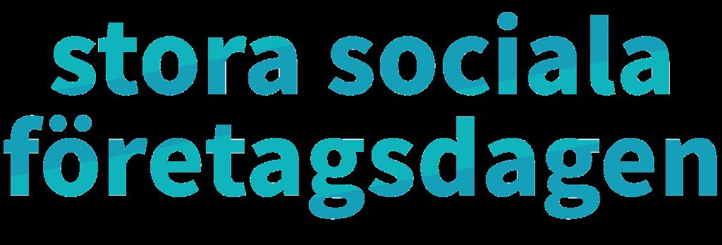 stora sociala företagsdagen