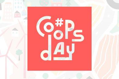 Vi firar internationella kooperativa dagen!