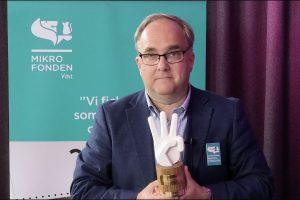 mikrofonden får svensk kooperations pris